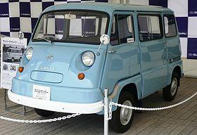 1961-1966 Subaru Sambar